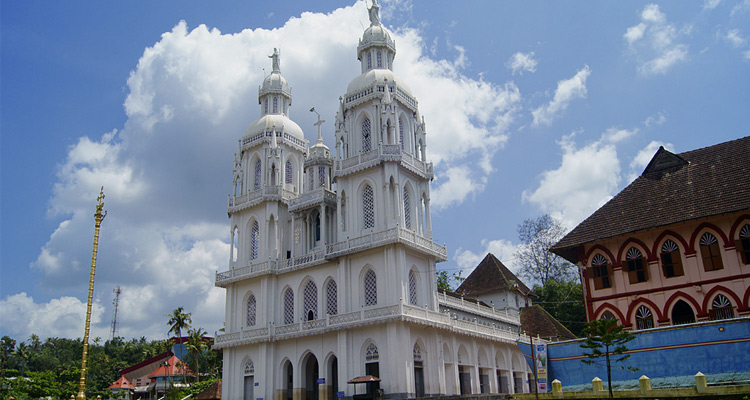 St Mary's Forane Church, Kuravilangad