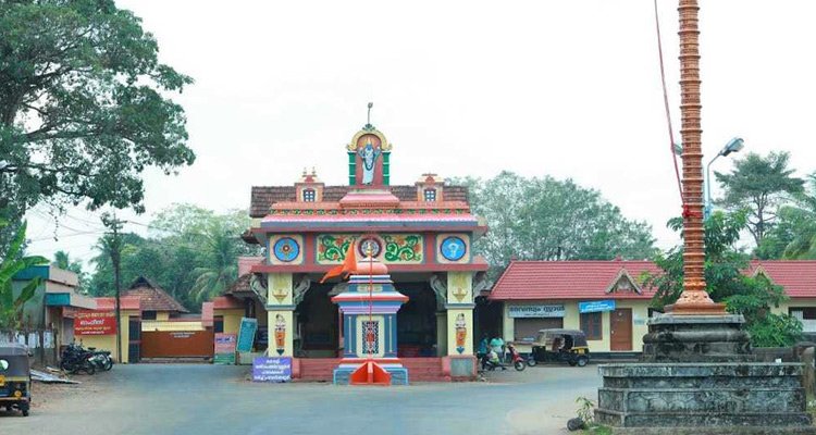 Sree Vallabha Temple
