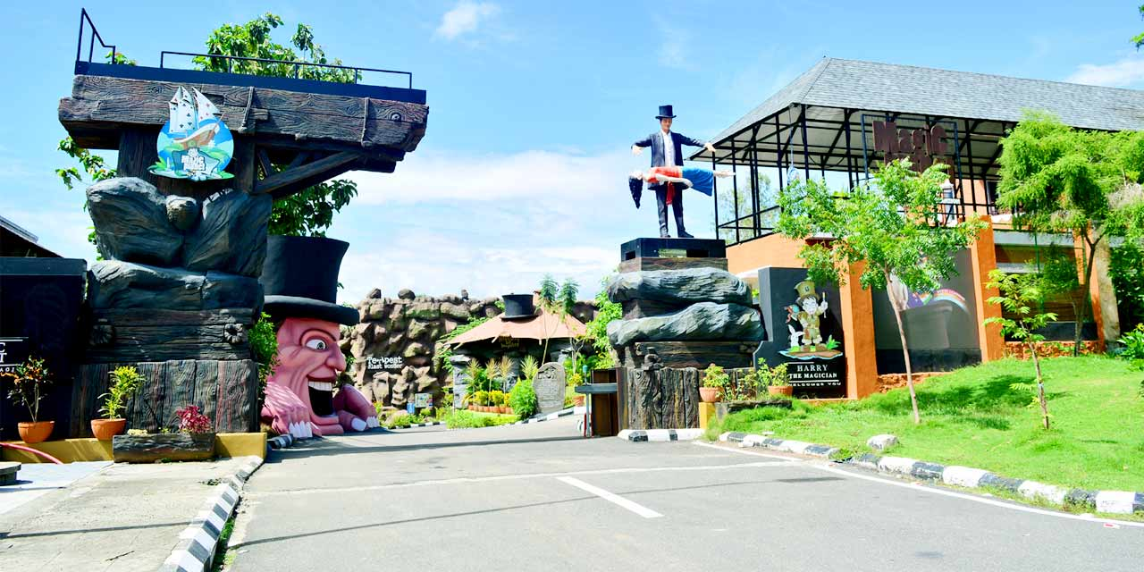 Magic Planet Trivandrum (Timings, History, Entry Fee, Images