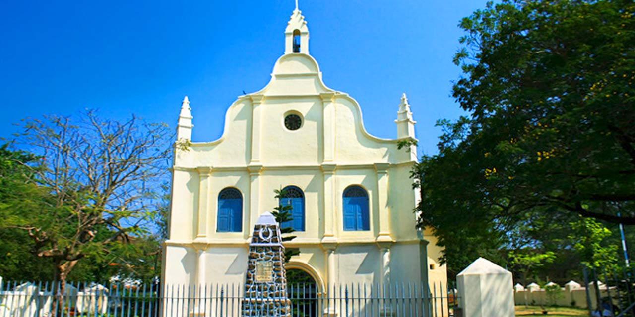 Image result for kochi- european church